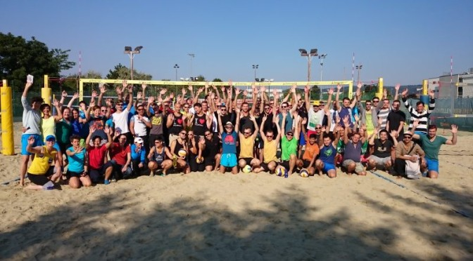 Vienna Beach Trophy 2015 – Ergebnisse/Results