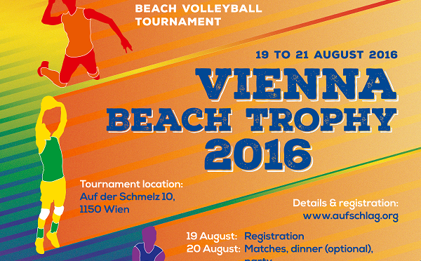 Vienna Beach Trophy 2016 – Facts