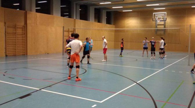 Wir suchen Verstärkung für Volleyball!